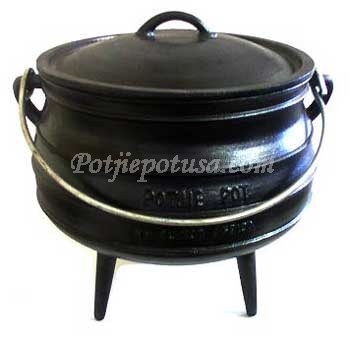 Potjie Pot Size No. 3/4