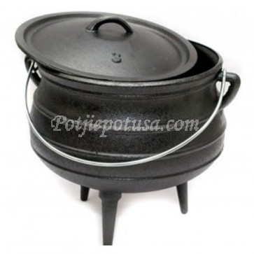Potjie Pot Size No. 4