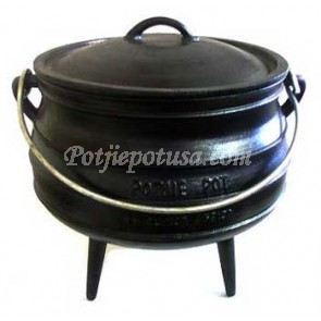 Potjie Pot Size No. 3